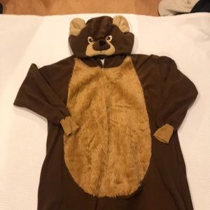One Size Fits All Male Bear Onzie